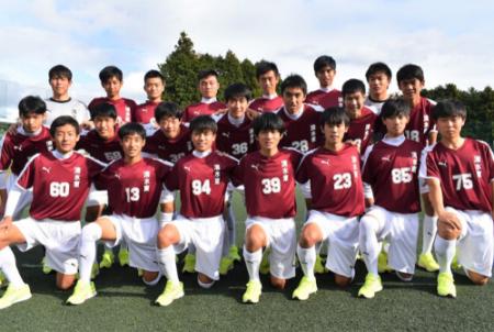 清水東高校(東海ルーキーリーグ U-16~create the future~2019準優勝)