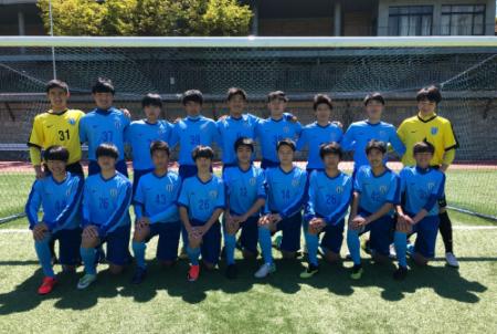 桐光学園高校(関東Rookie LeagueU-16第二代表)