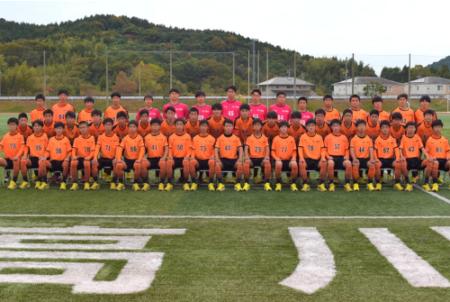 高川学園高校 (中国Lookie League2019 U-16準優勝)