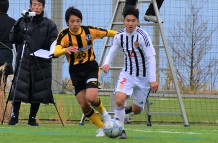 【予選Cグループ】12/22 前橋育英 1-0 興國