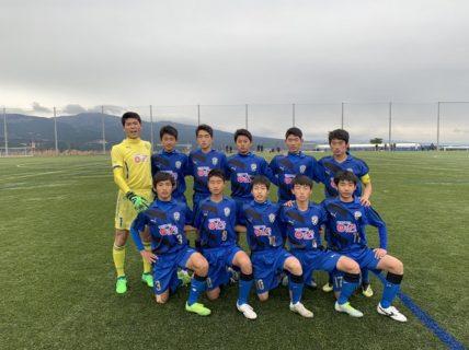 【準決勝】12/22 高川学園(C1位) 0(PK4-5)0 大津(D1位)