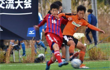 【予選Cグループ】12/21 興國 0-0 高川学園