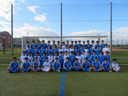 東北学院高校(東北U-16Rookie League 2020 A2優勝)